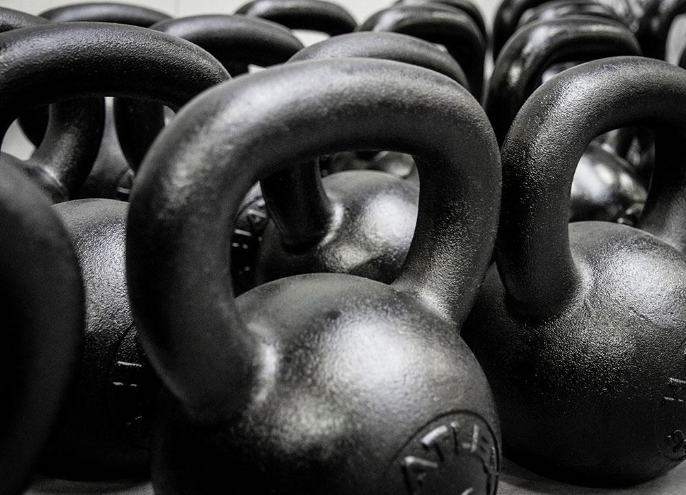 CrossFit-Kapellen