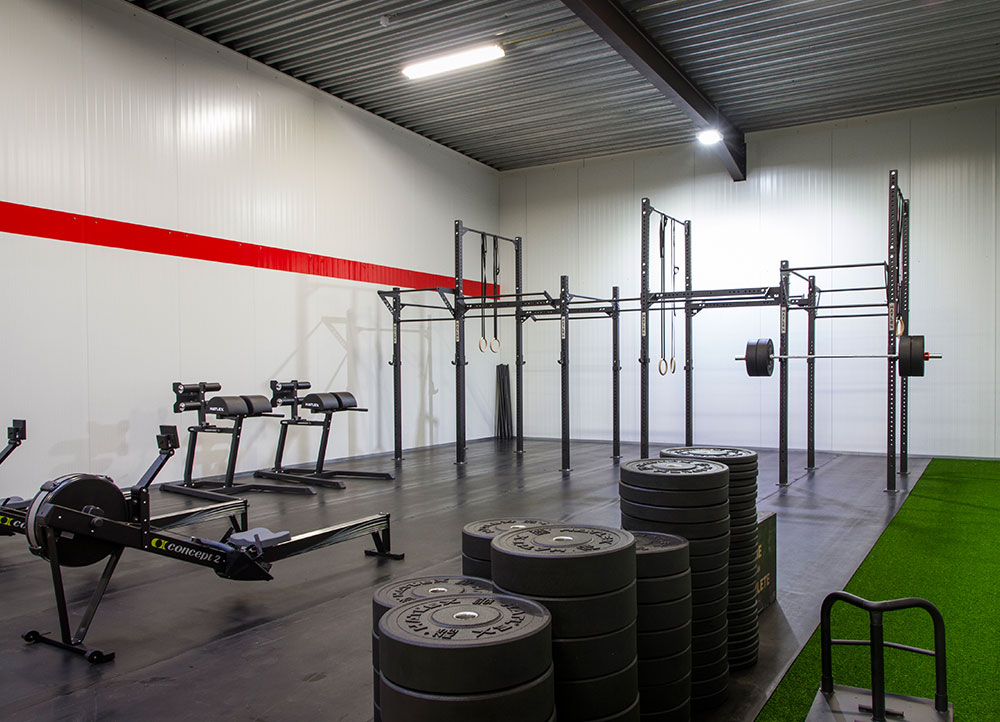 CrossFit-Kapellen